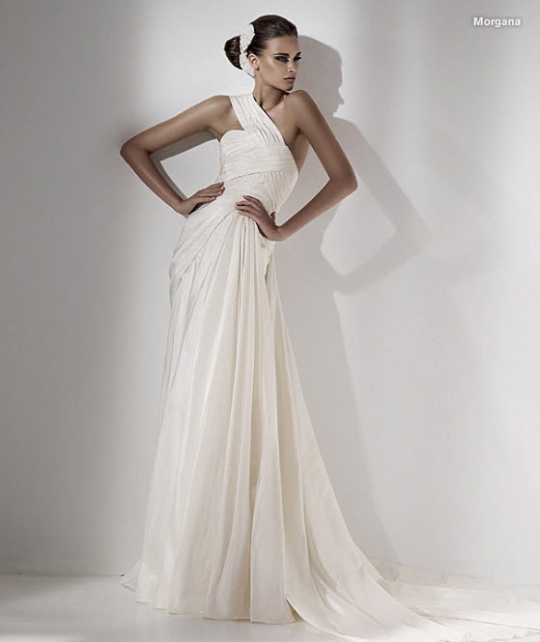 Свадебные платья эль сааб