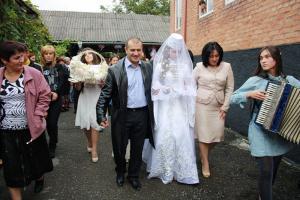 Осетинские свадьбы видео