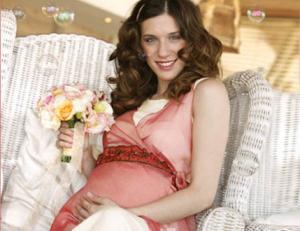 Свадебный букет доя беременной форум