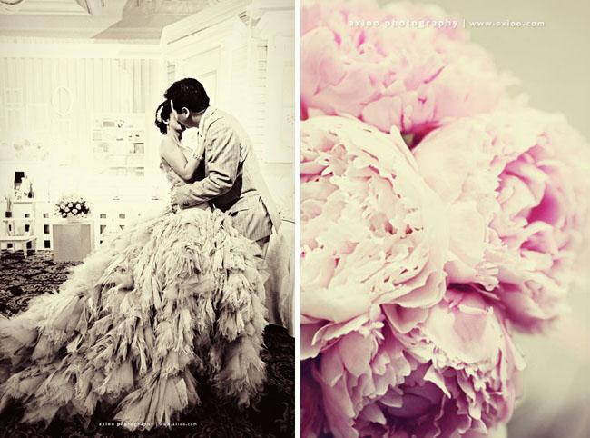 Цветы Пионов на свадьбу