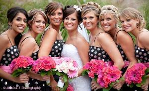 Винтажные открытки невесты