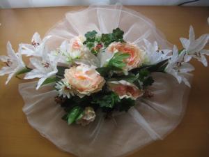 Цветочные композиции для украшения свадебного стола