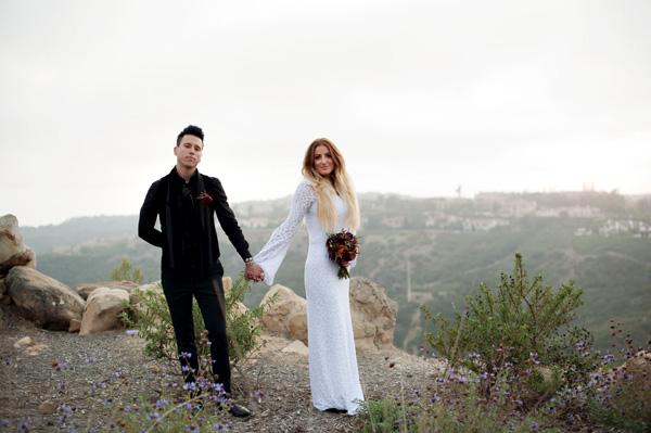 Свадьба хиппи