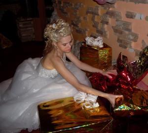 Bridal shower праздник