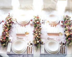 Свадебное меню фото