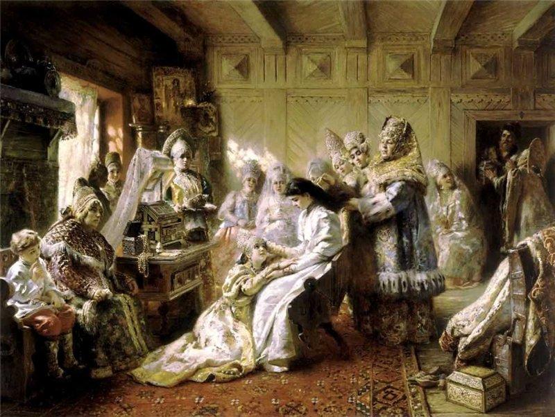 Древние традиции девичника в разных странах