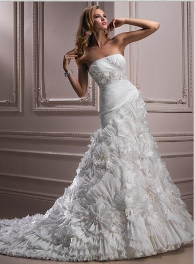 Свадебное платье павлиний хвост фото