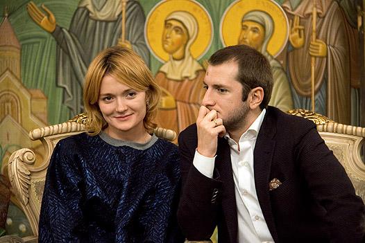 Надежда Михалкова с детьми фото