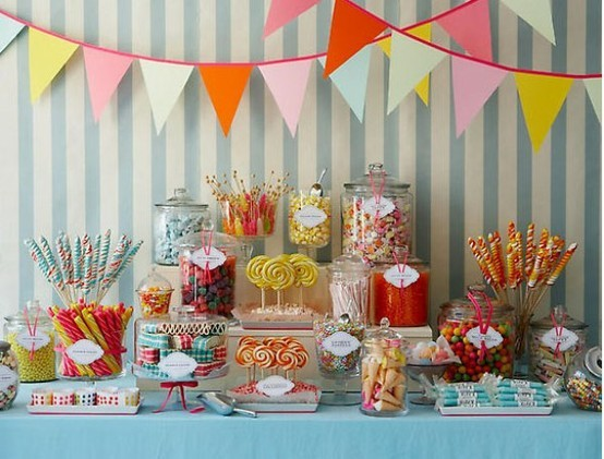 Десертный стол