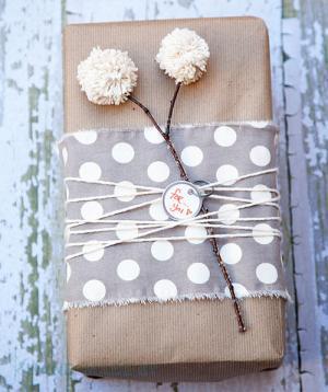 Упаковка свадебных подарков