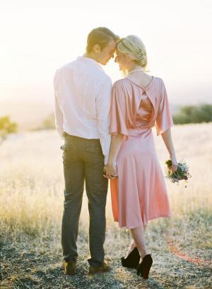 Мини свадьба