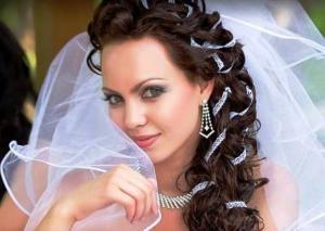 Лицо невесты
