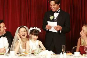 Поздравления на свадьбу в виде телепередачи