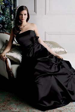 Свадебное платье черного цвета / Блоги / Свадьба в Нижнем Новгороде