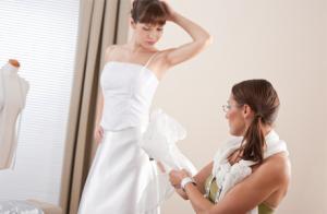 Сшить свадебное платье на заказ Иваново