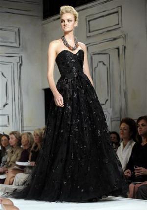 Свадебные платья черные