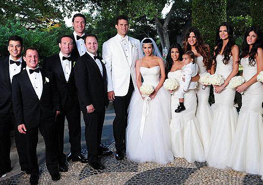 Самые свадьбы