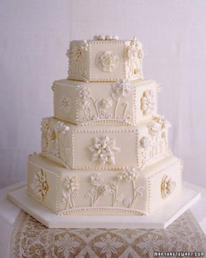 Торт для свадьбы с подставка