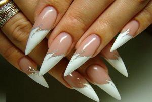Ромбовидные ногти