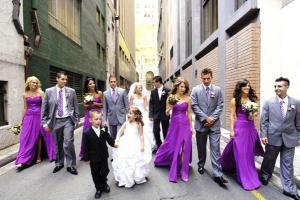 Подружка невесты на английском