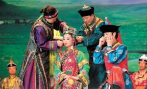 Свадьба в монголии