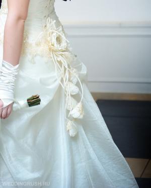 Коробка для хранения свадебного платья купить