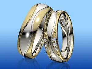 Гранные кольца полностью фото обручальное