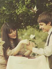 Как правильно говорить мужу счастья свадьбы?