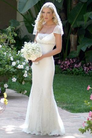 Платье для невесты за 30