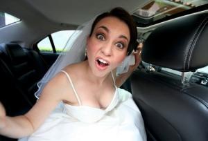 Поменять внешность перед свадьбой