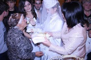 Осетинские приметы на свадьбе