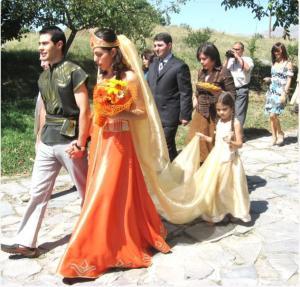 Свадебные обряды Армении