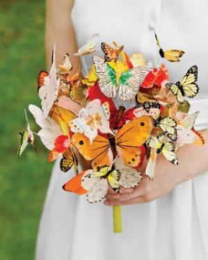 Осеннее оформление свадьбы