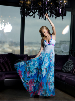 самые красивые фасоны платьев для полненьких