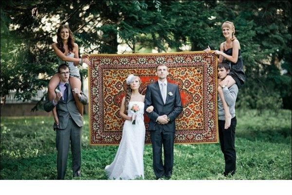 Какими должны быть свадебные фотографии?