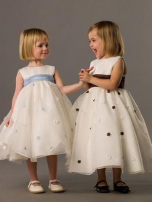 Костюмы для детей на свадьбу