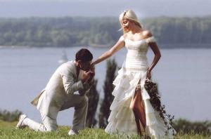 Свадьба на природе Нижний—Новгород