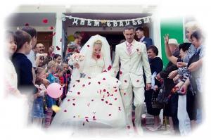 Сценарии свадьбы осенний