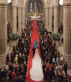 Свадьба норвежского принца
