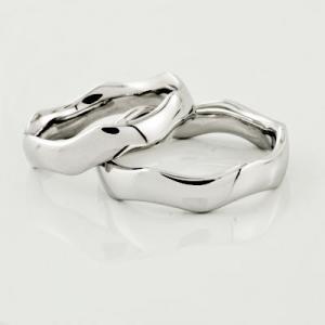 Обручальные кольца из серебра купить