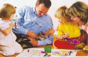 Семейные трапезы праздники традиции