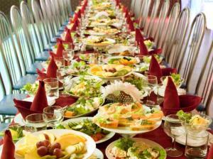 Составляем свадебное меню / Блоги / Свадьба в Нижнем Новгороде