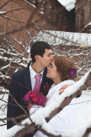 Февральские свадьбы идеи