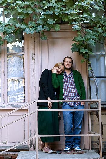Свадьба дочери Михалкова Нади