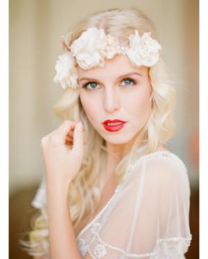 Невеста в стиле ампир