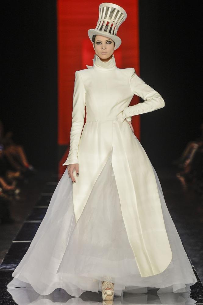 Свадебные платья с фраком