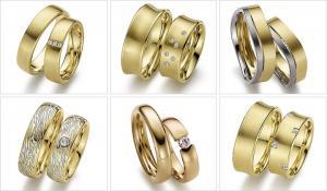 Модные обручальные кольца фото