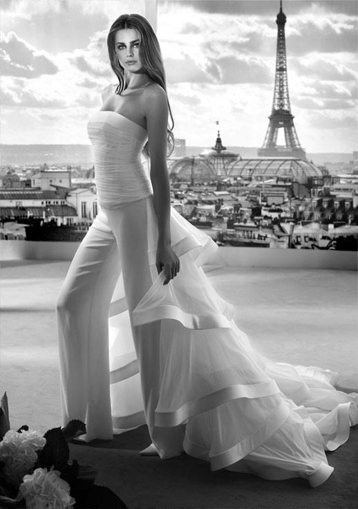Свадебный наряд для невесты
