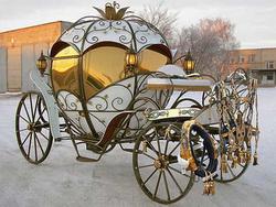 Прокат кареты в нижнем Новгороде