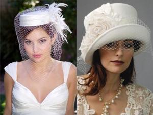 Шляпы для круглого лица фото